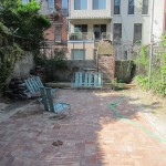 After: Brownstone Backyard